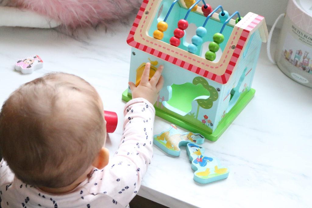 Favoriete speelgoed van een 1 jarige