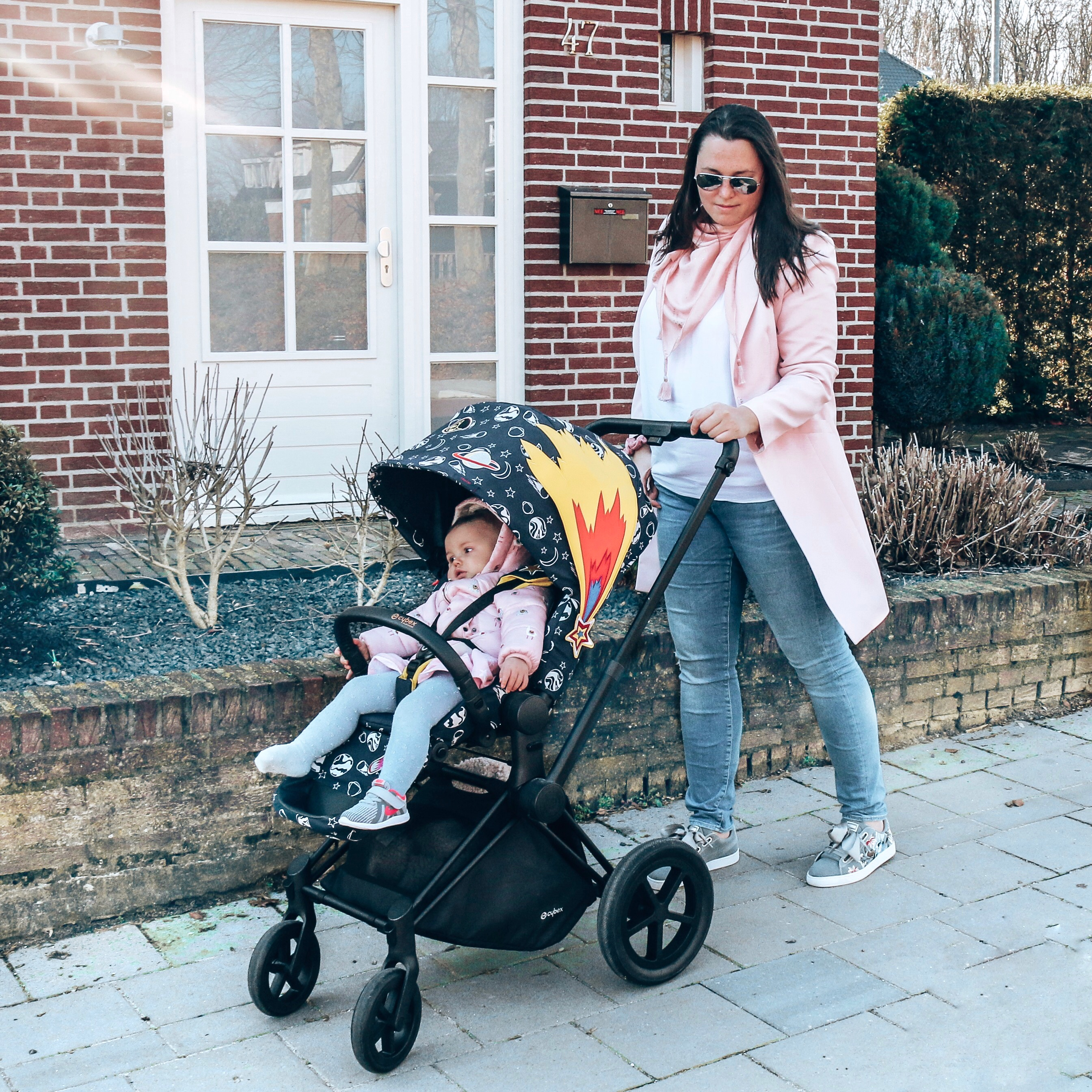WIN een Cybex Anna K PRIAM 4