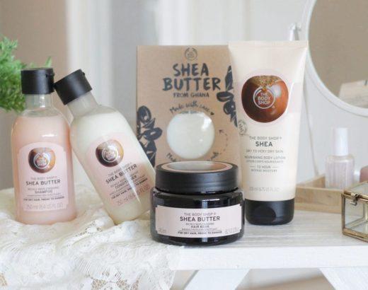 The Body Shop Shea Butter lijn