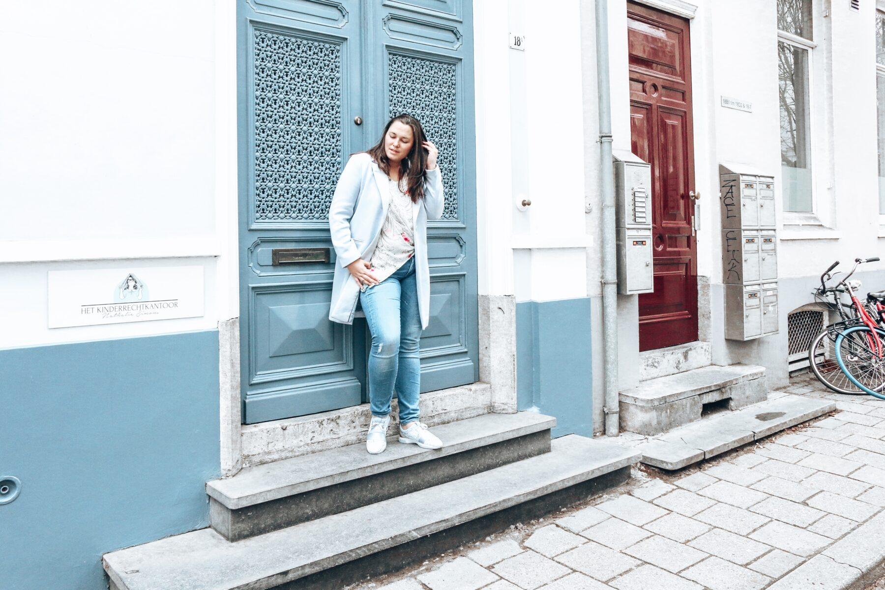 lente outfit roze blauw 5