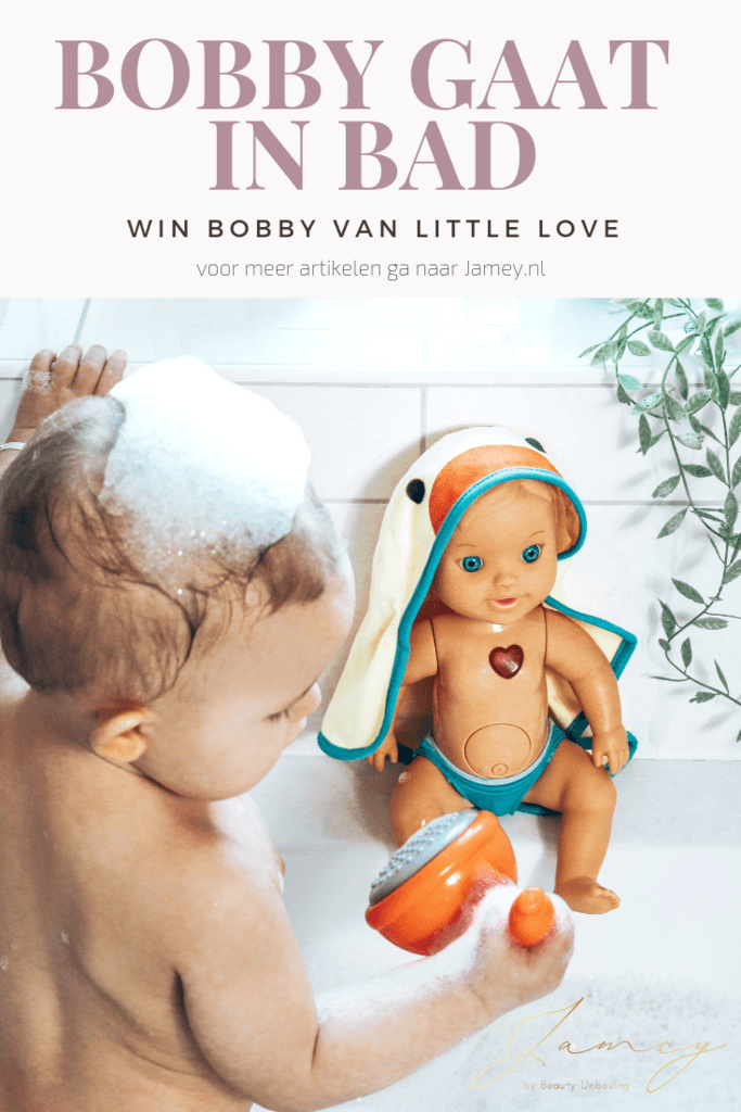 #2 WIN Bobby gaat in bad van Little Love
