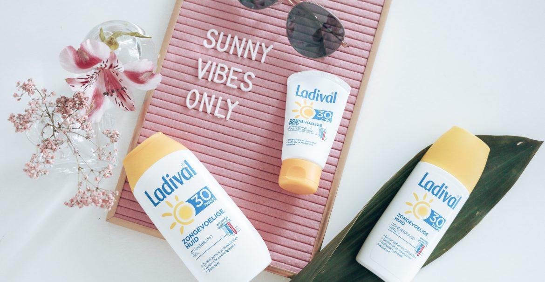 WIN! Ladival - dé zonbescherming voor de meest gevoelige huid!