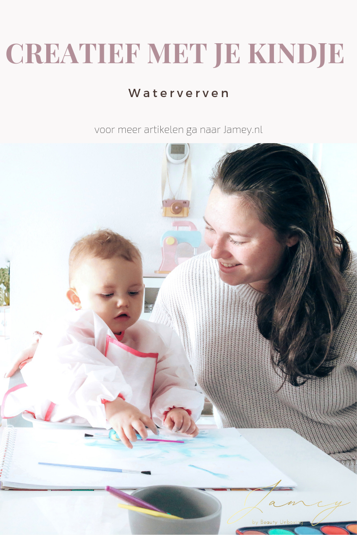 waterverven - creatief met je kindje