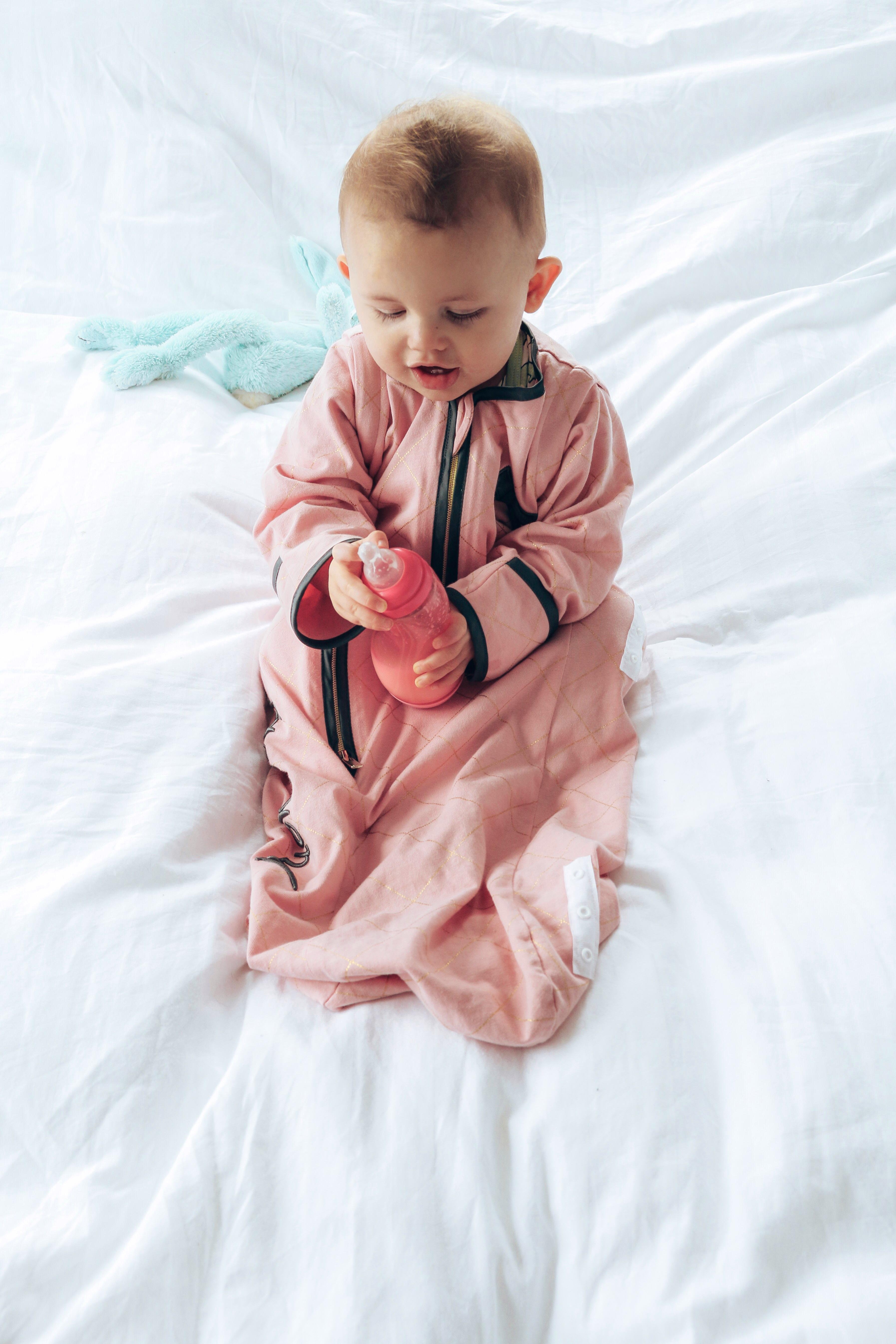 Noe's slaaproutine (14 maanden) 2