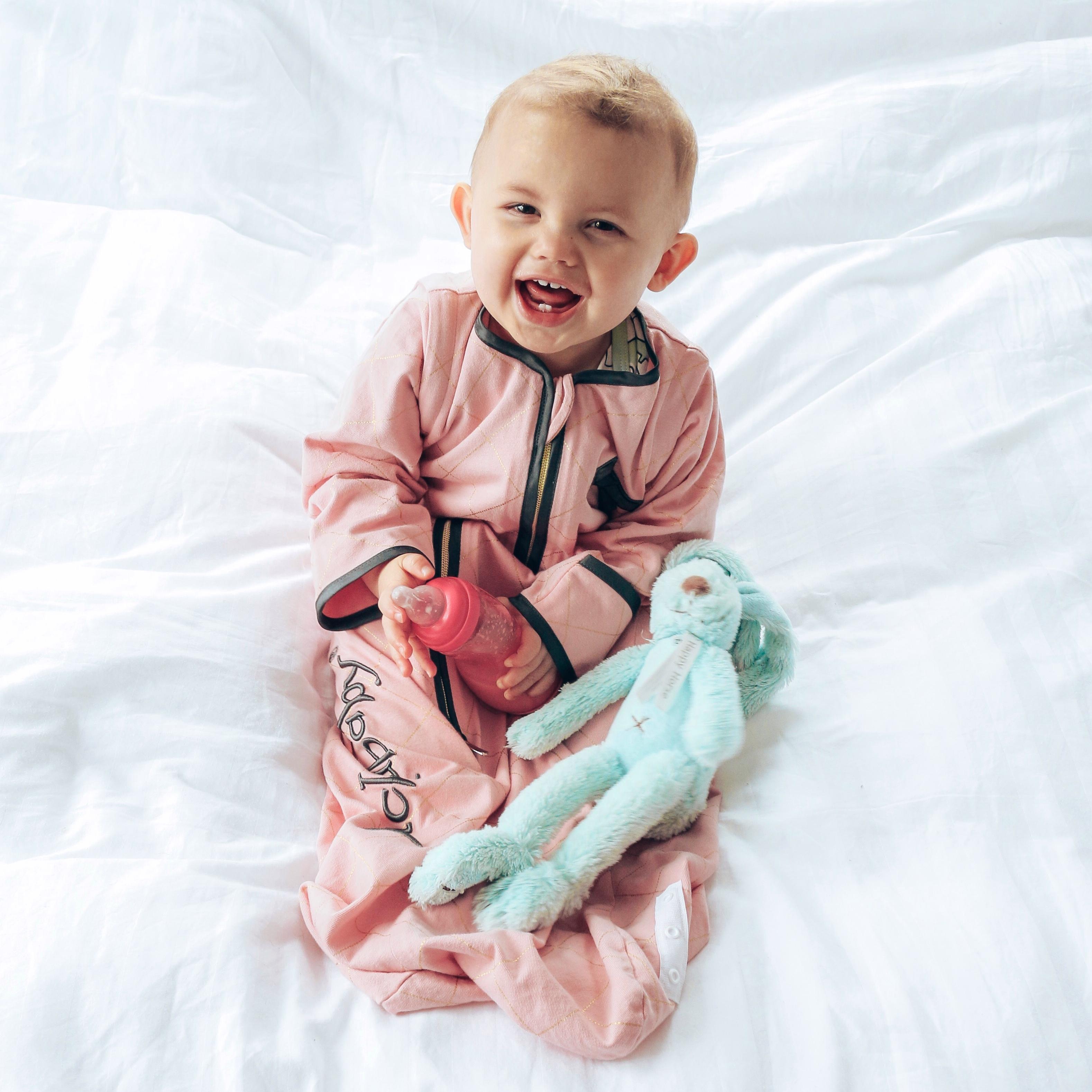 Noe's slaaproutine (14 maanden) 4