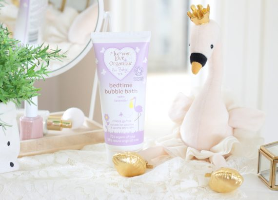Mumma Love Organics Kids Bedtime Bubble Bath Lavender
