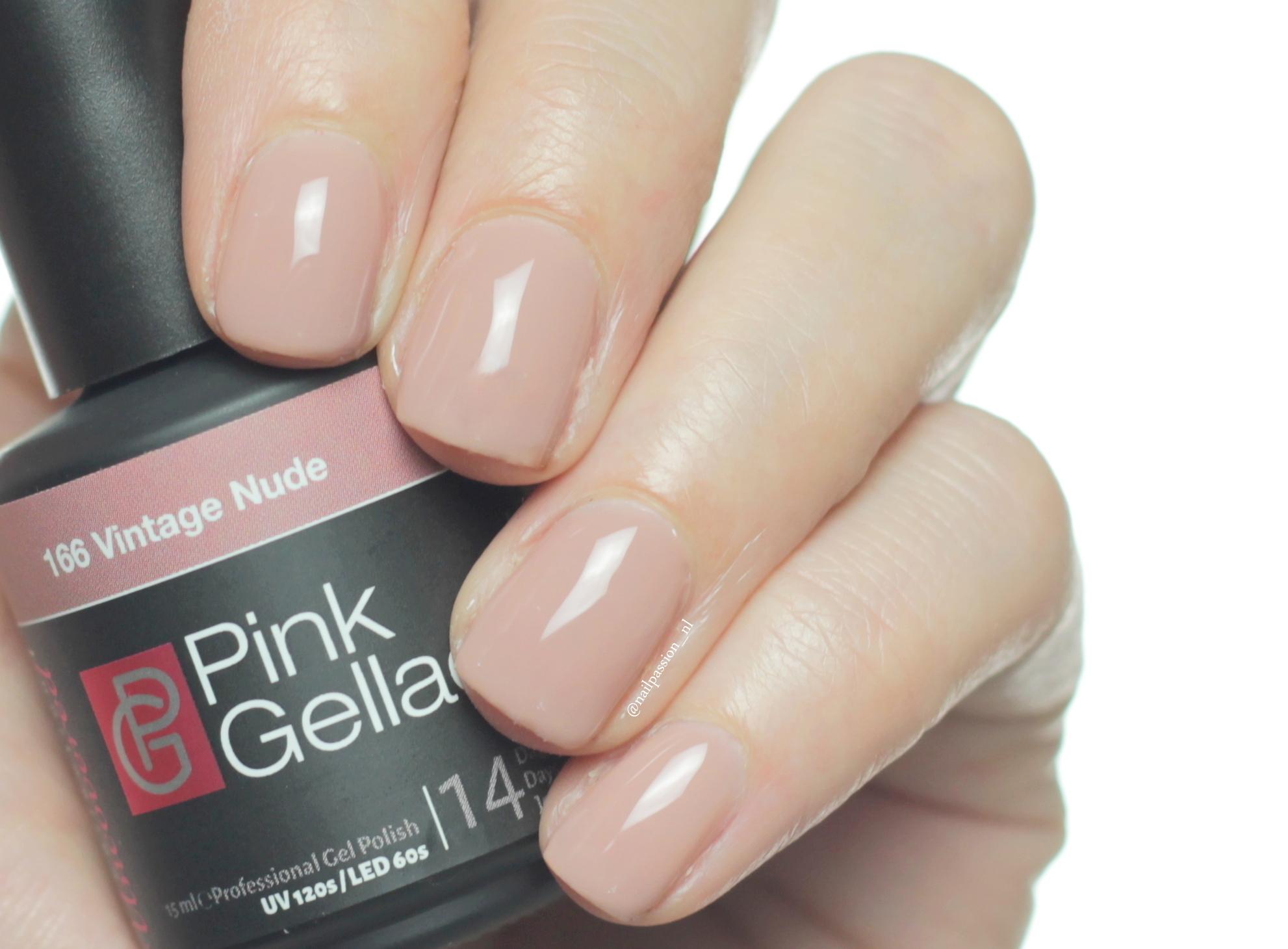Pink Gellac Starterset Premium Vogue