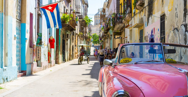 ontdek Cuba en prachtige gebouwen
