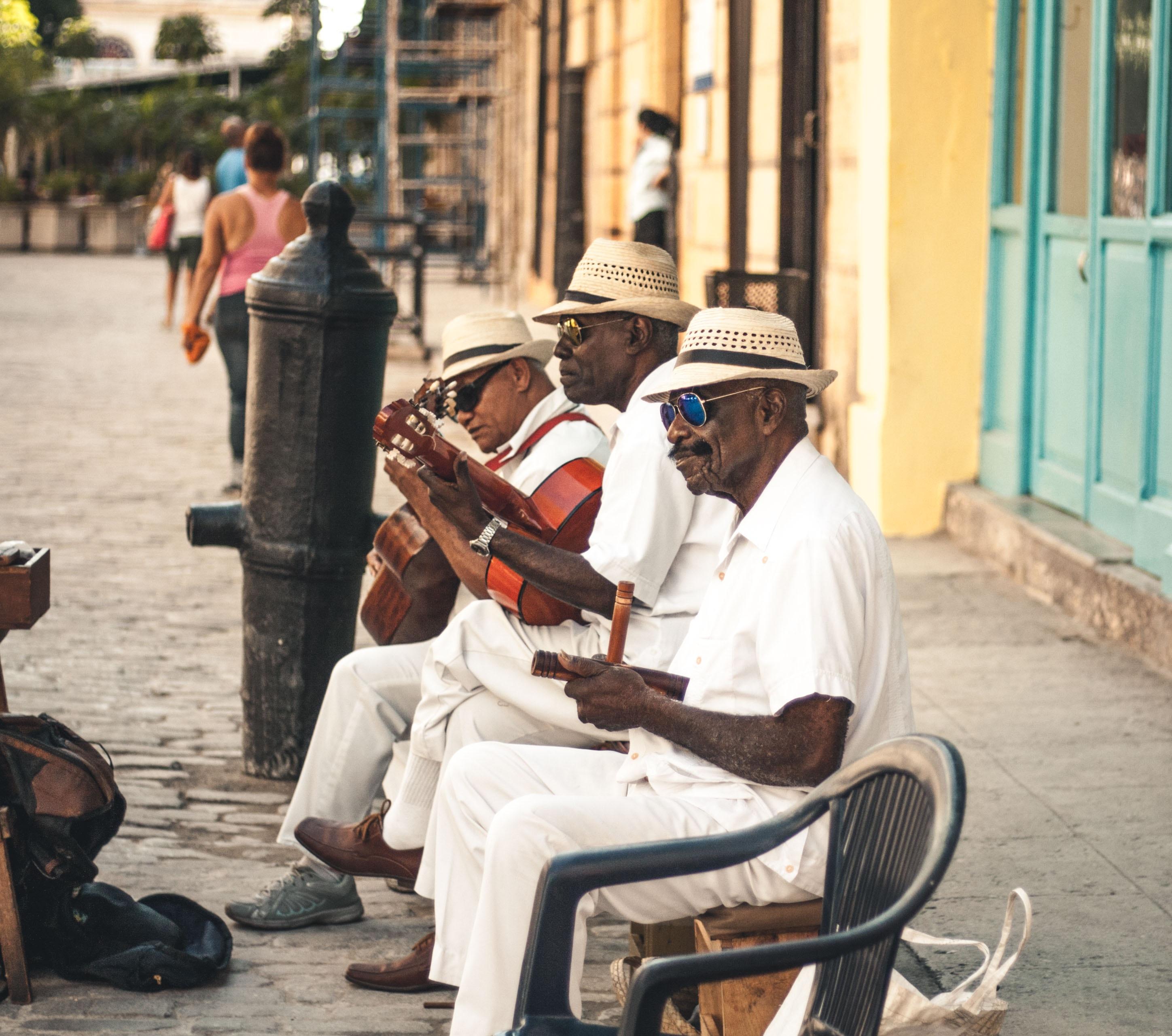 ontdek Cuba en de lokale muziek