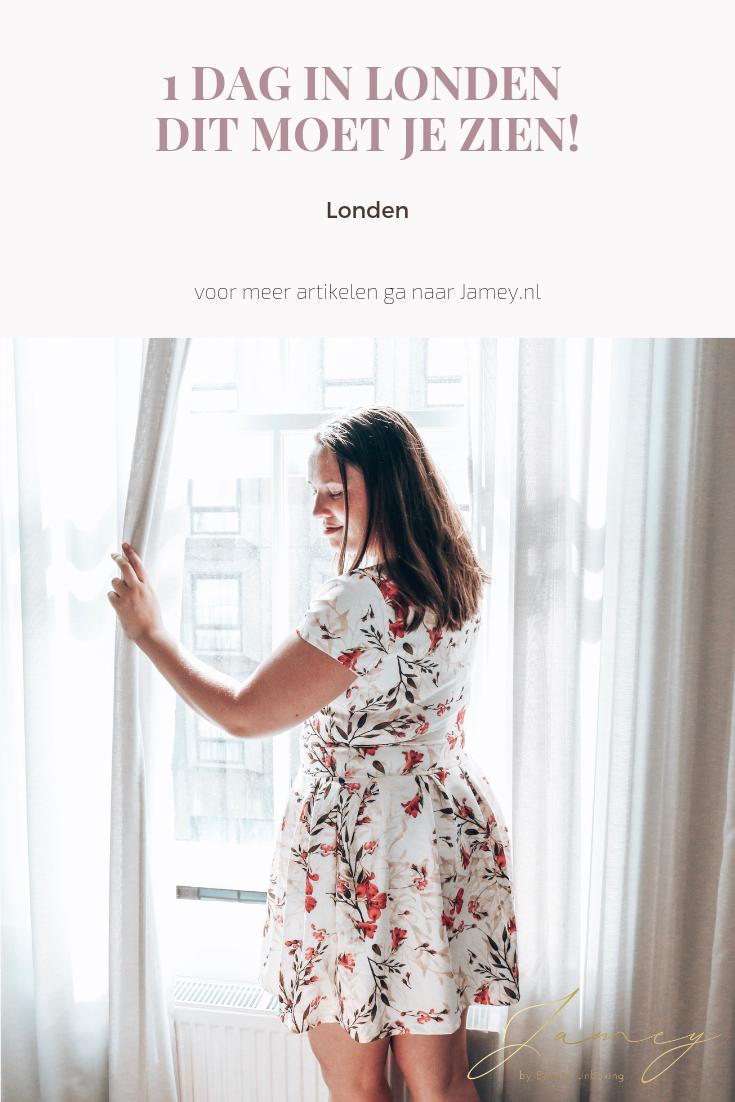 1 dag in Londen - dit moet je zien!