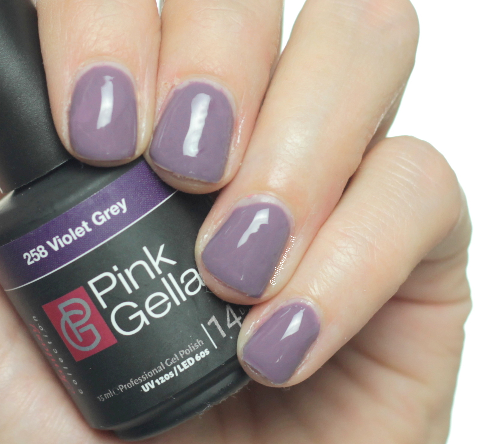 Pink Gellac Fantasy Collection