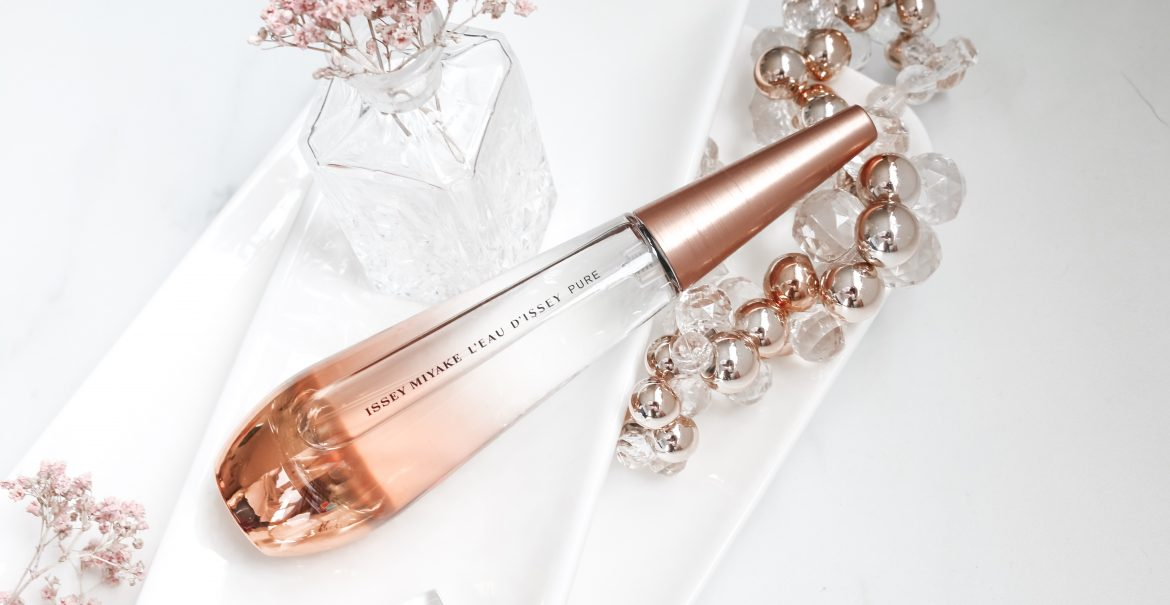 Issey Miyake L'Eau d'Issey Pure Nectar close up