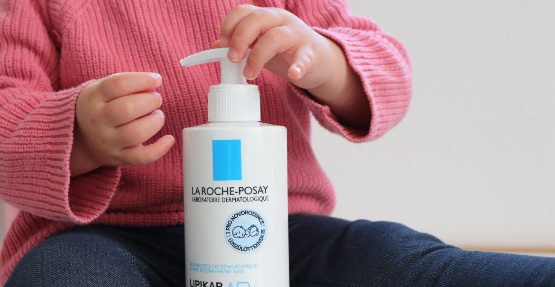 La Roche-Posay Lipikar Baume AP+ zelf pompen