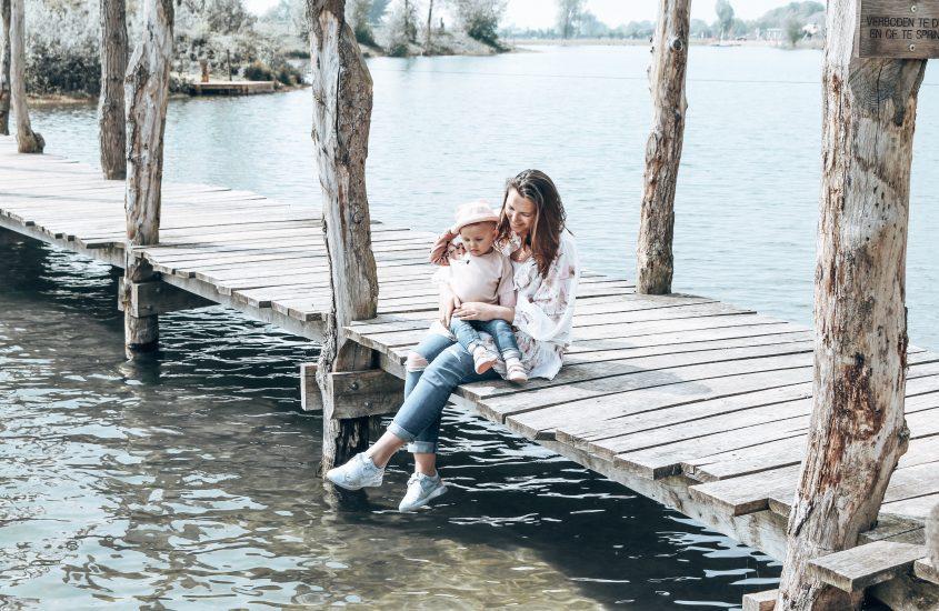 Naar Londen zonder mijn dochter