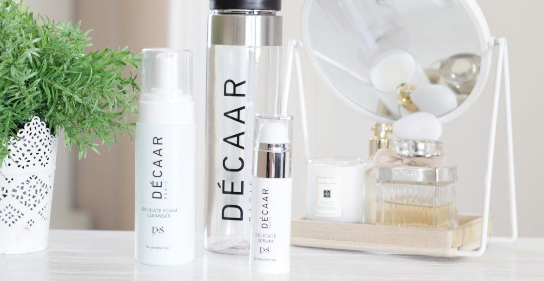 Review Décaar Foam Cleanser & Serum