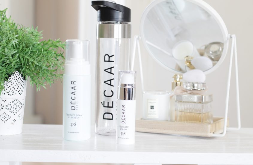 Review Décaar Foam Cleanser & Serum
