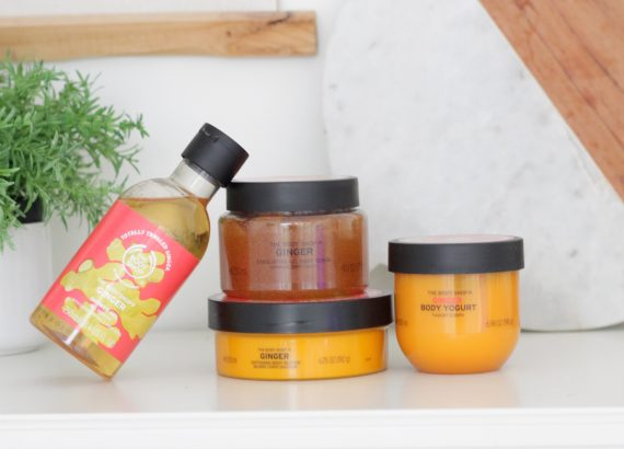 The Body Shop Ginger Collectie