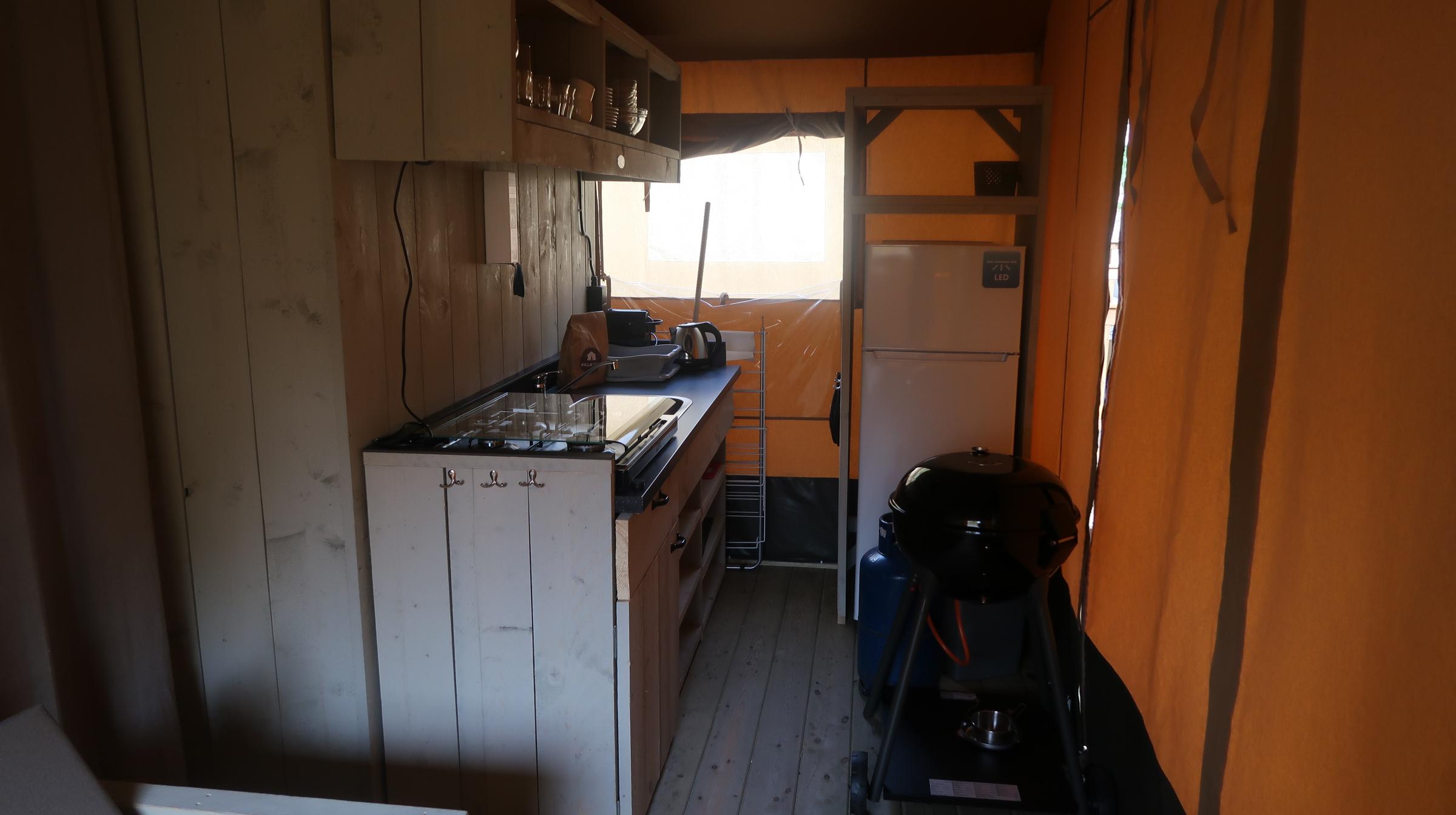 Keuken Villatent