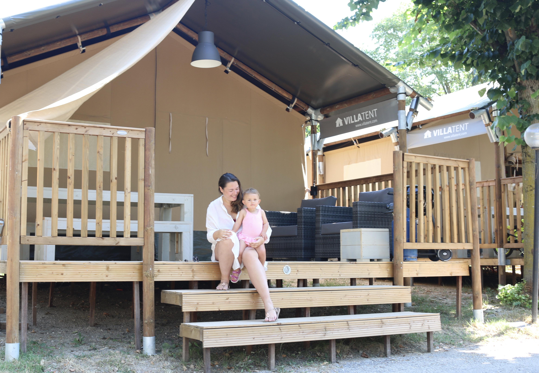 Villa tent 2