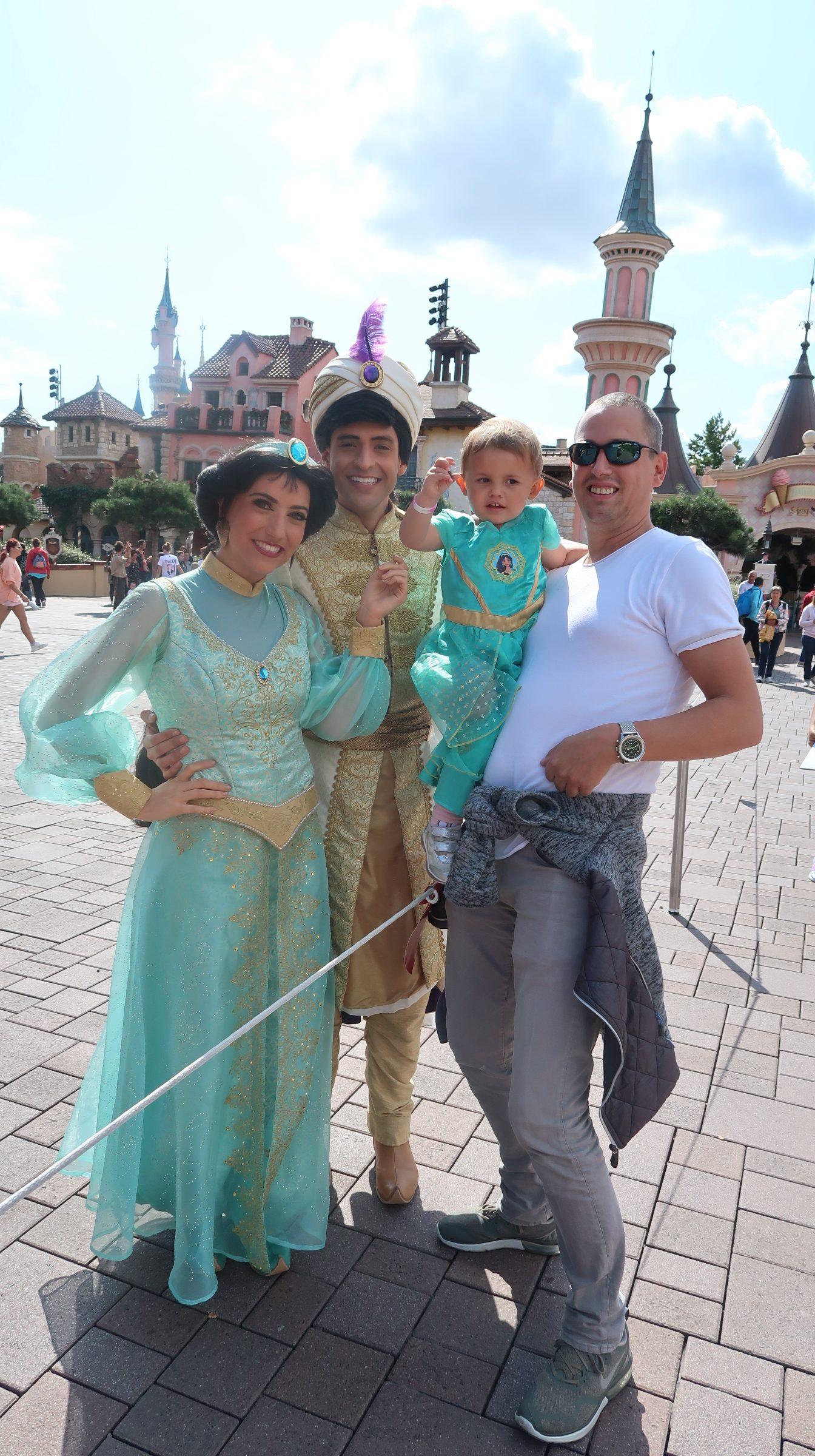 Aladdin en Jasmin