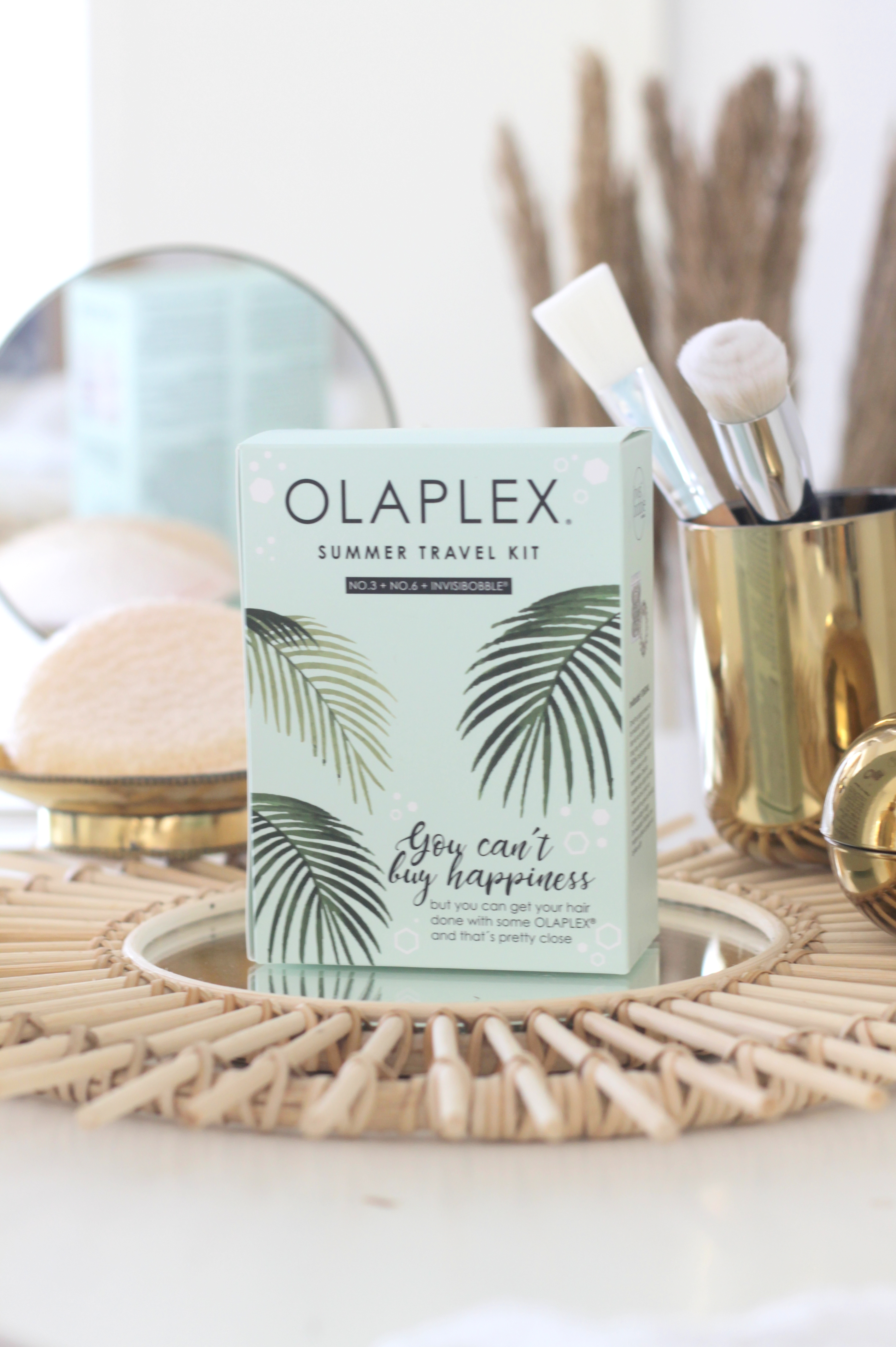 OLAPLEX Summer Travel Kit