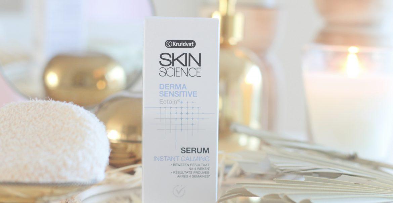 Kruidvat Skin Science Derma Sensitive Serum
