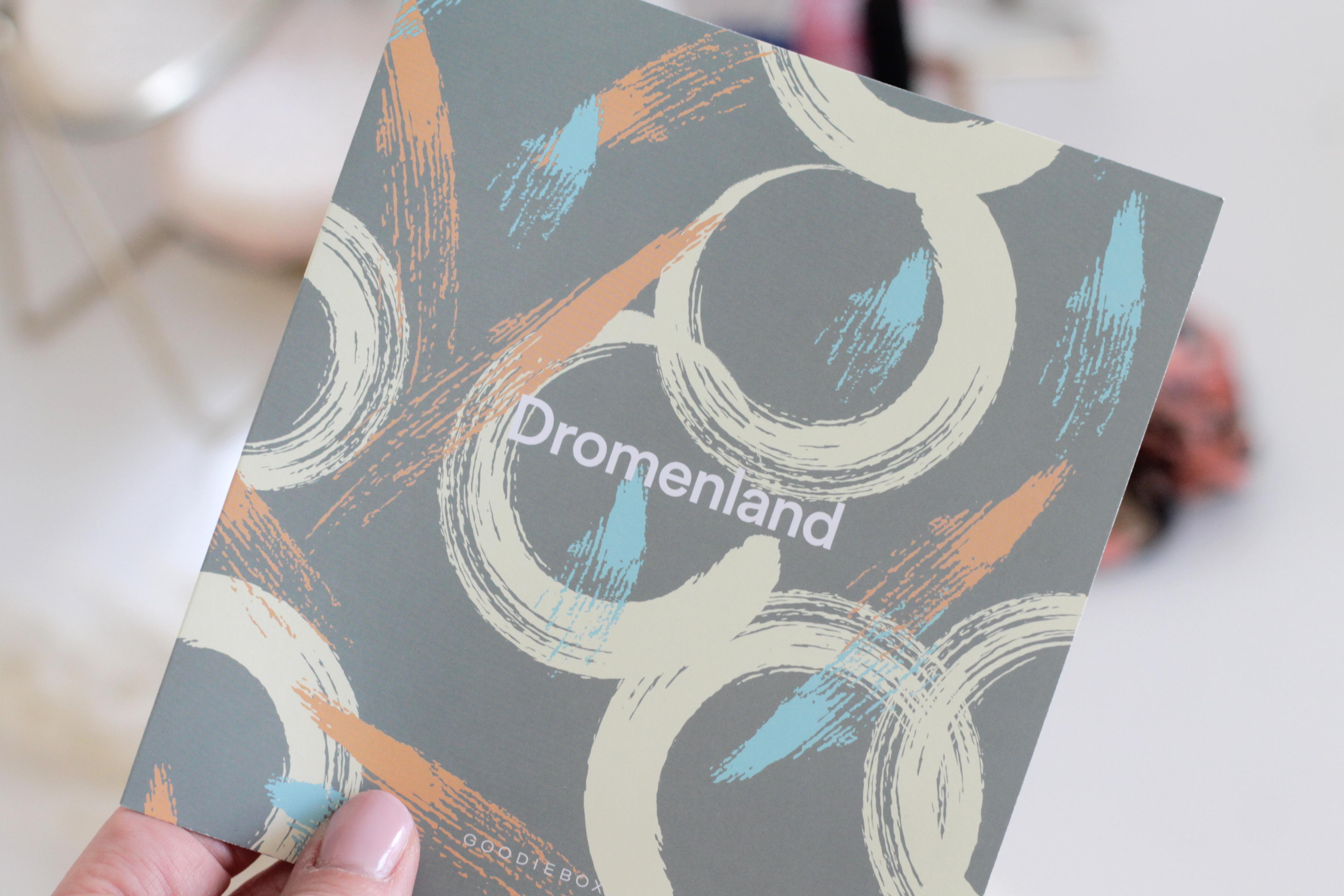Unboxing Goodiebox Dromenland