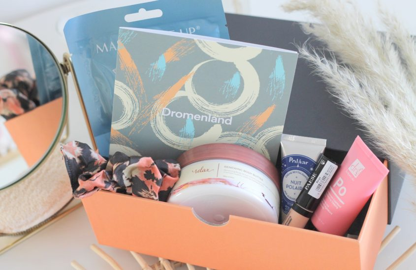 Unboxing Goodiebox Dromenland