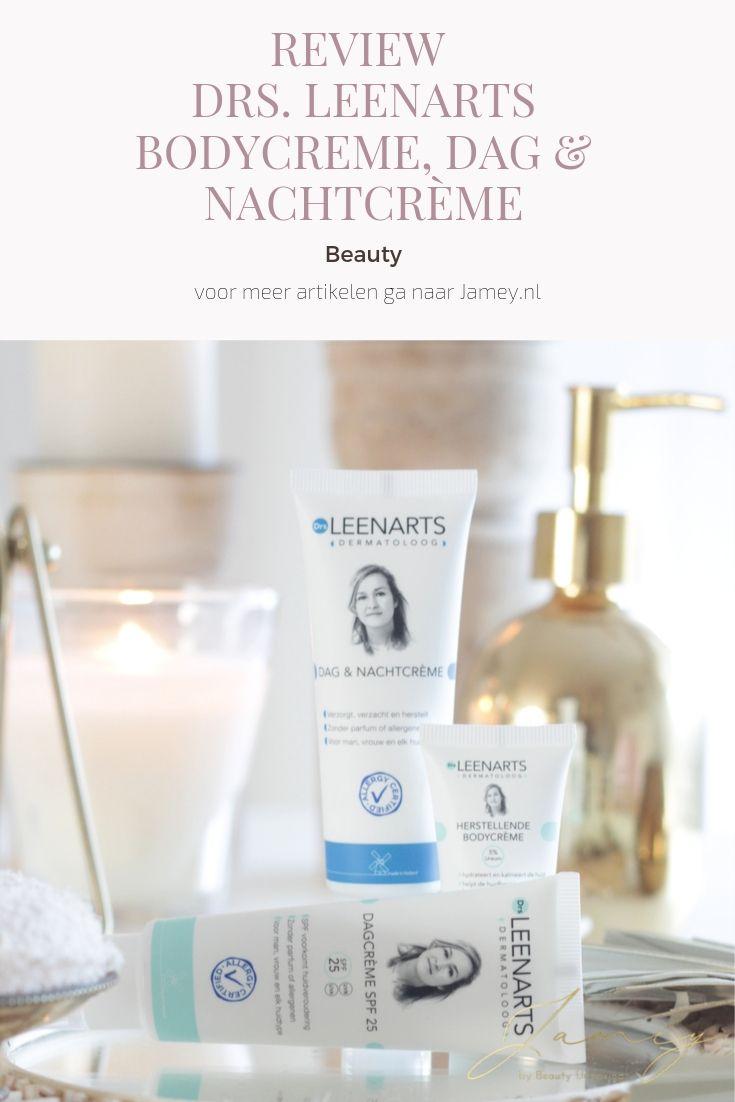 Review Drs. Leenarts Bodycreme, Dag & Nachtcrème