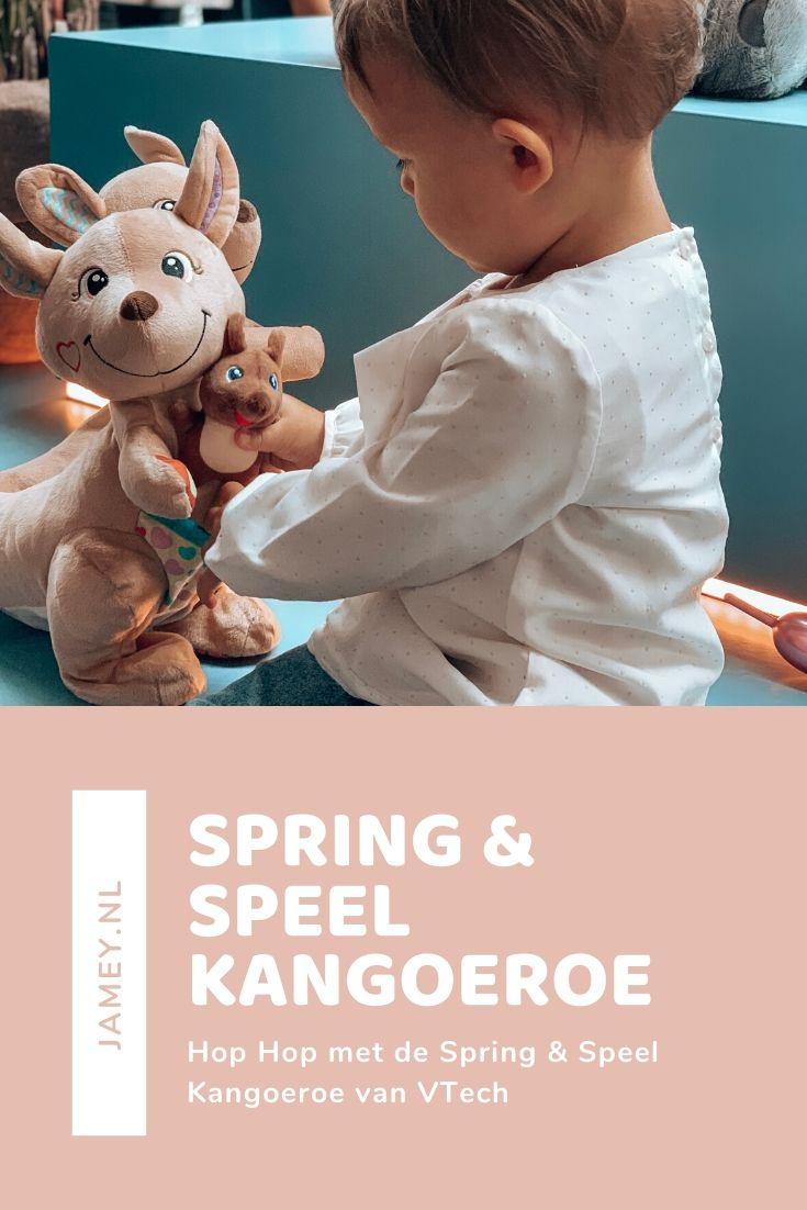 Spring & Speel Kangoeroe Vtech