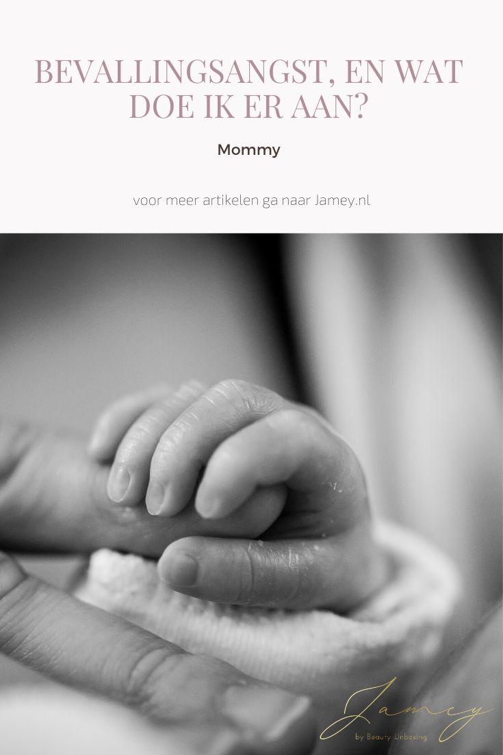 Bevallingsangst, en wat doe ik er aan?