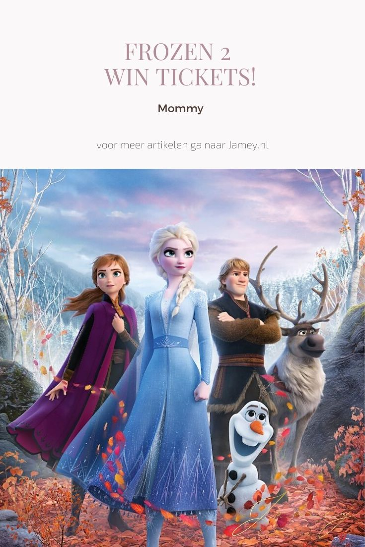 Frozen 2 komt in de bioscoop! + win tickets!