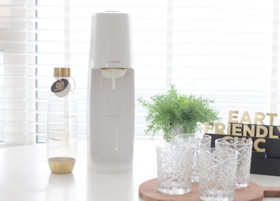 SodaStream Limited Gold Edition
