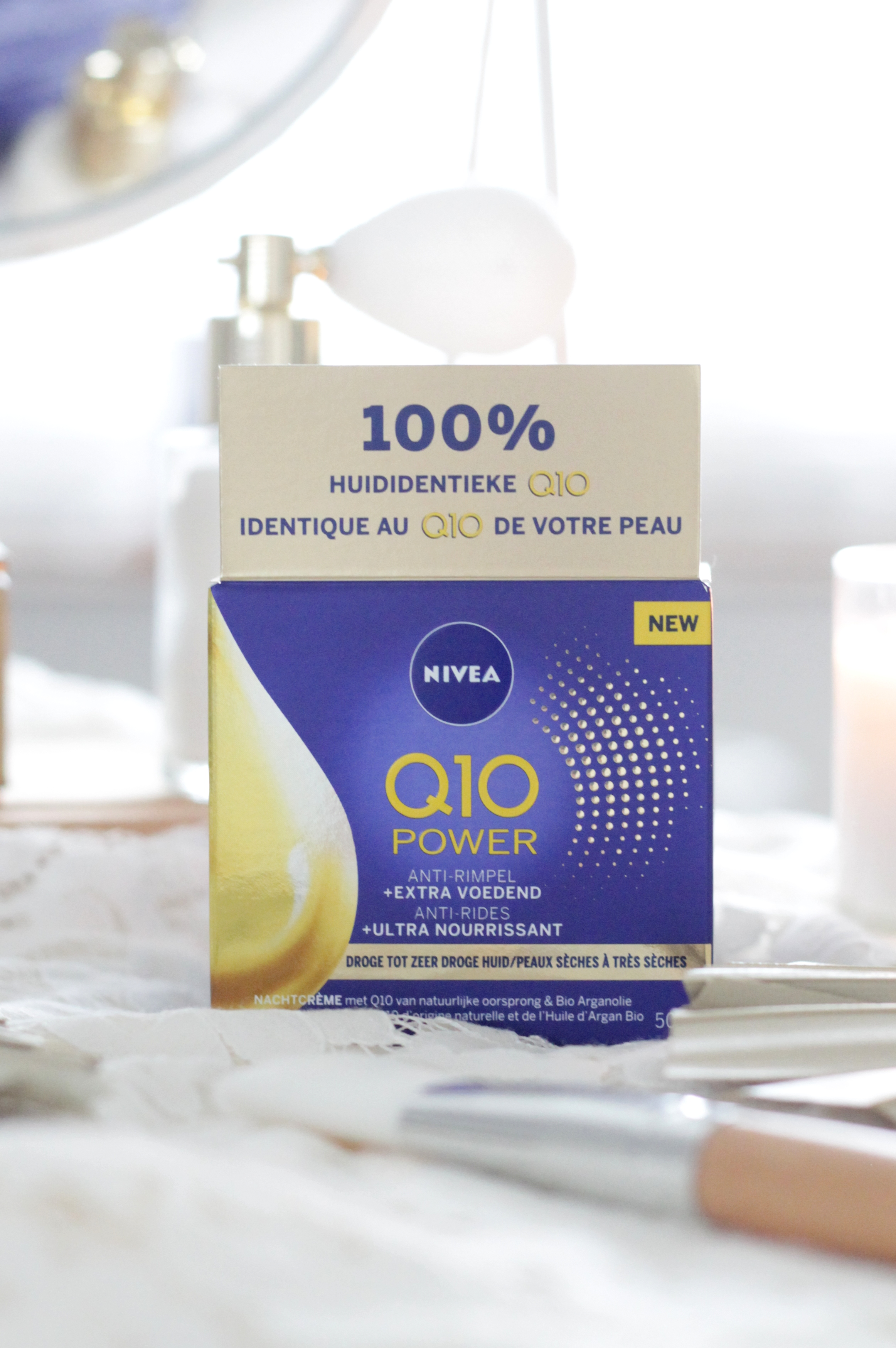 Nivea Q10 Power Anti Rimpel