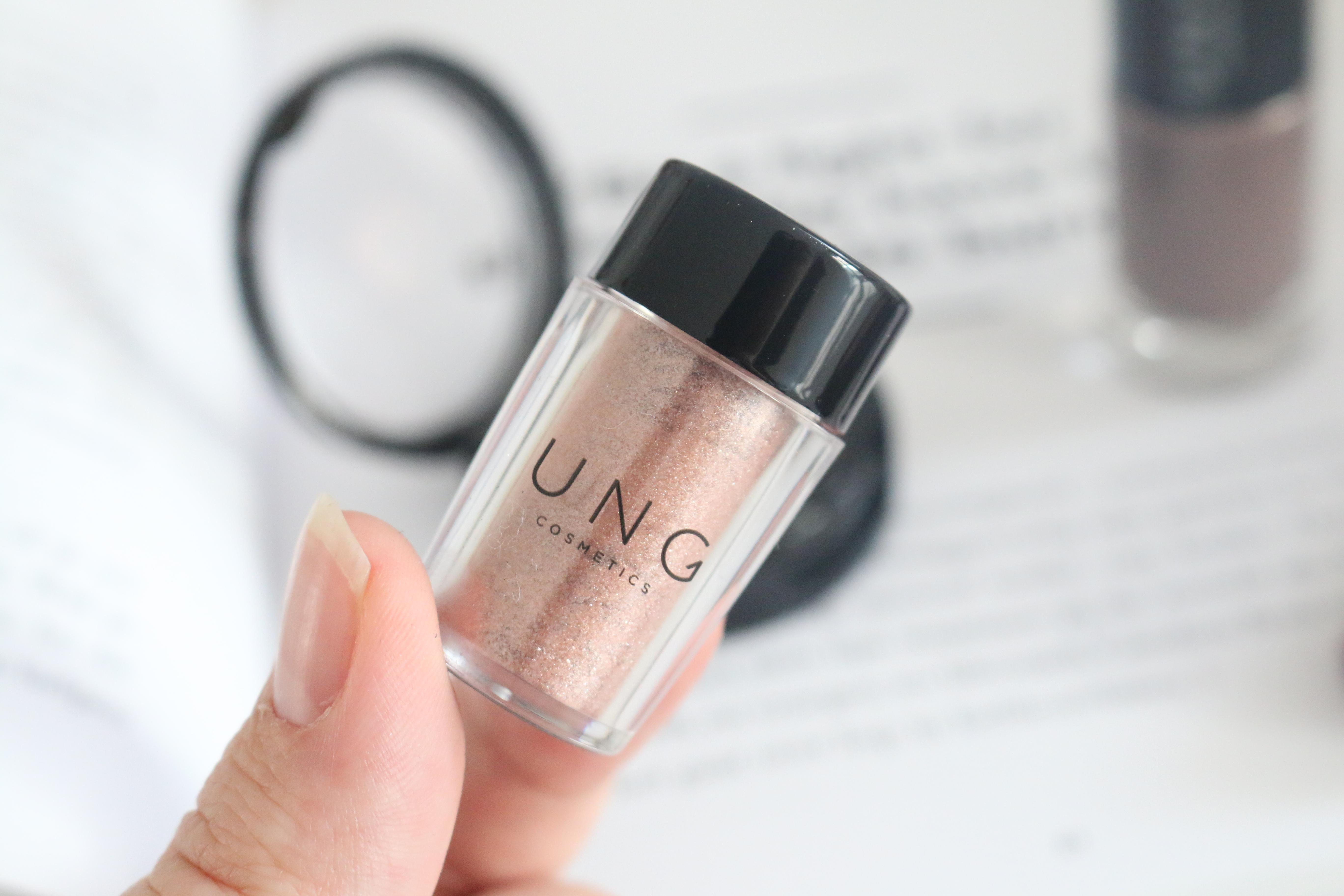 UNG Cosmetics Colour Pigment Glitter Glam Luster