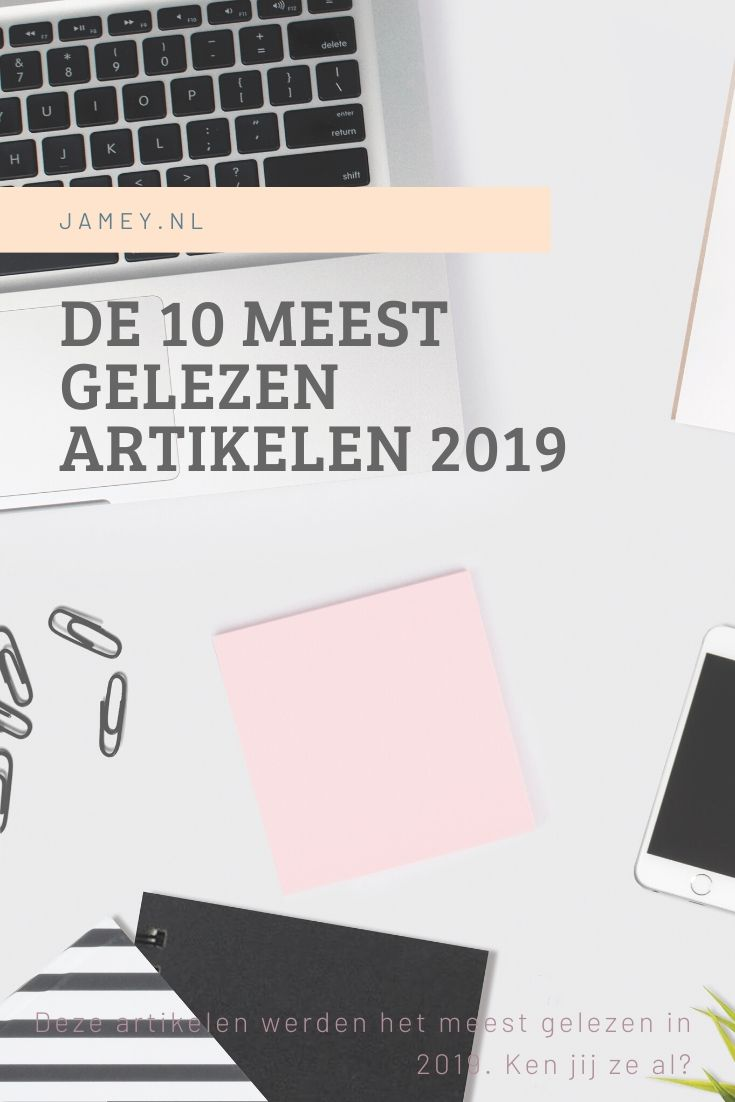 De 10 meest gelezen artikelen 2019