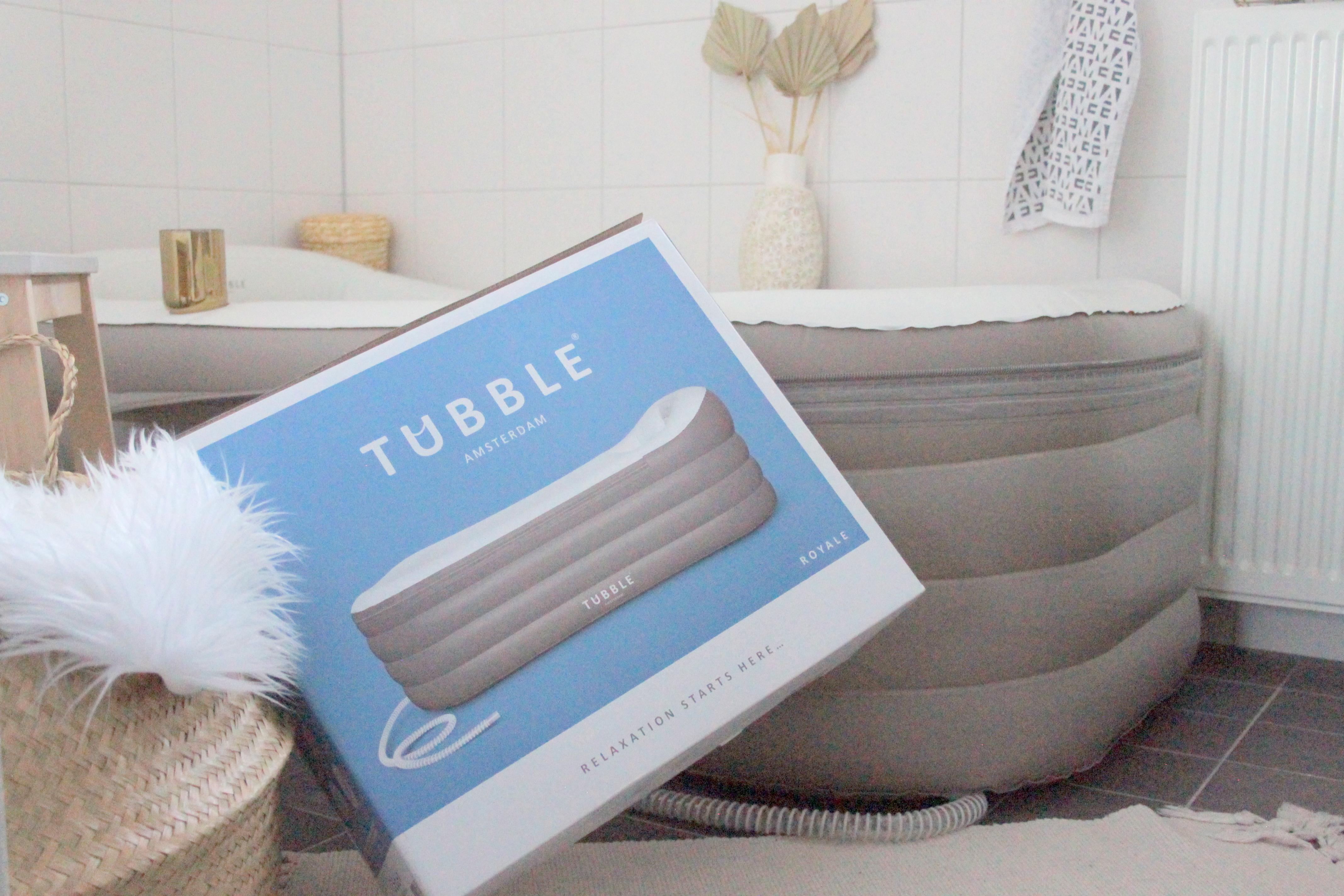 Tubbler Opblaasbaar Ligbad