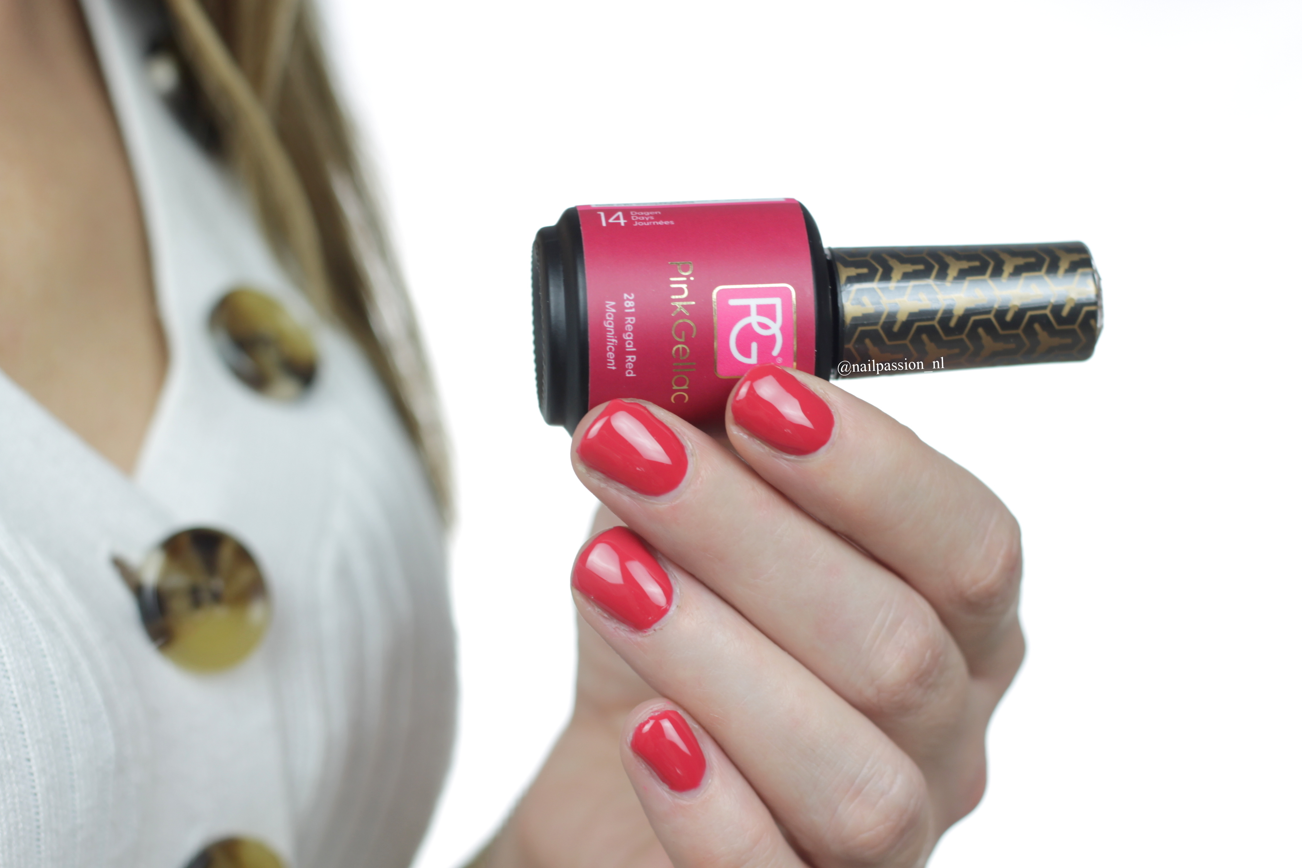 Pink Gellac Magnificent Collection