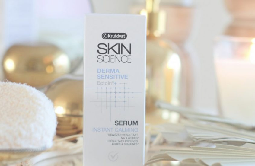 Kruidvat Skin Science Derma Sensitive Serum