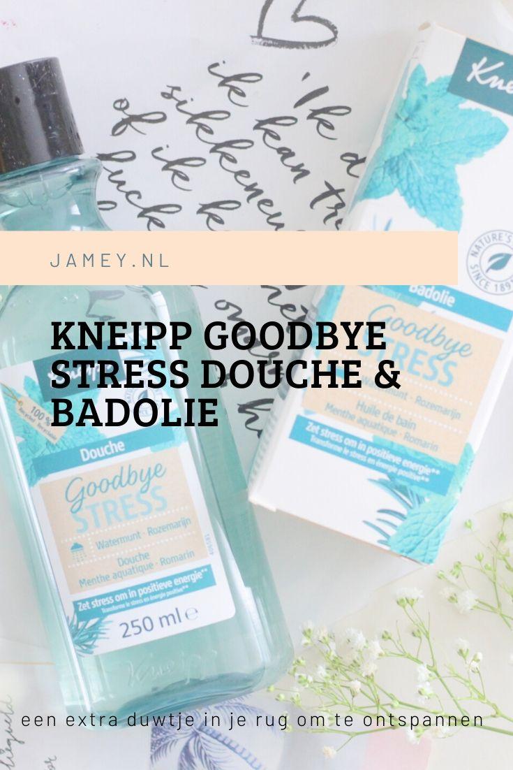 Kneipp Goodbye Stress Douche & Badolie