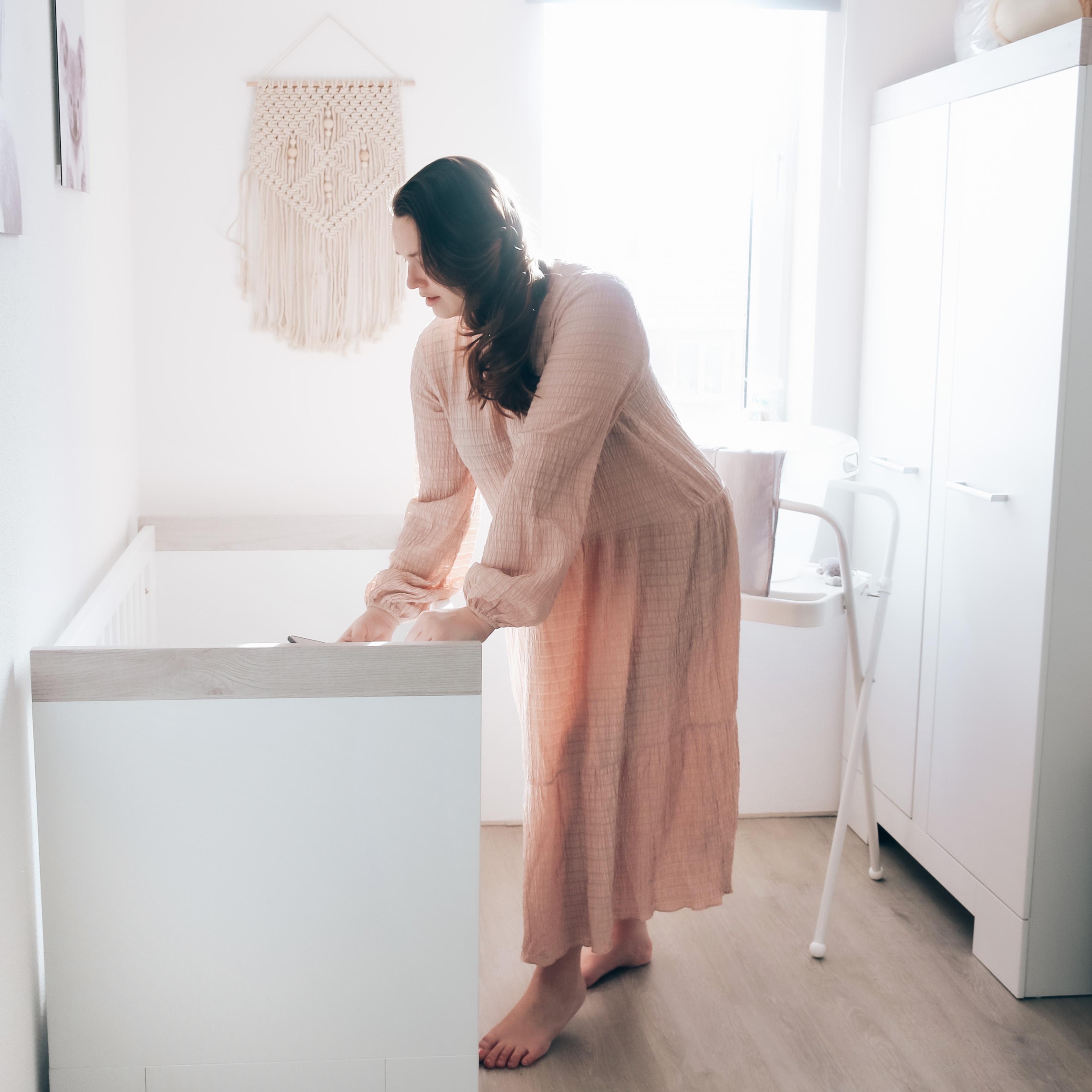 ontzwangeren kleding shoppen