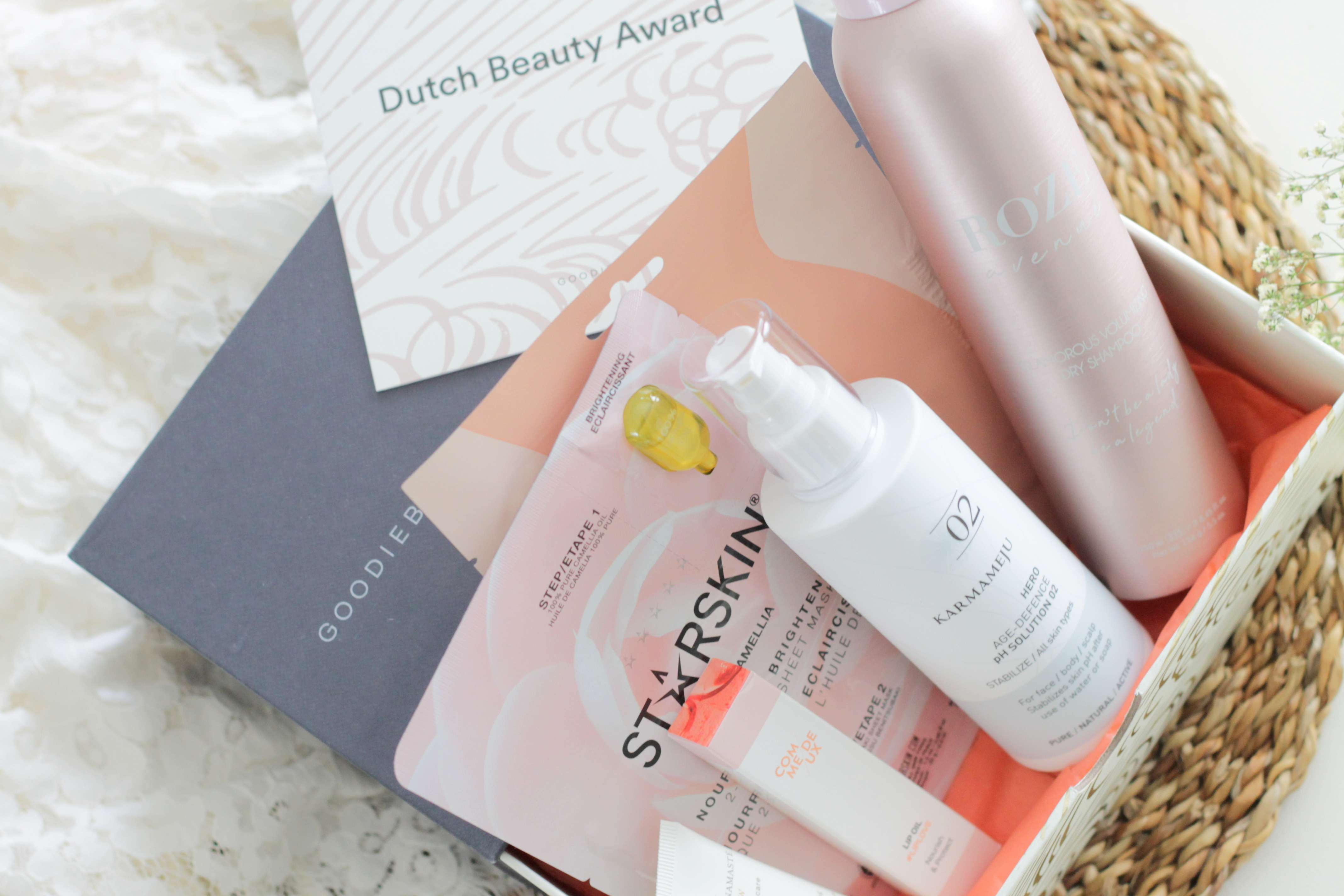 GOODIEBOX Dutch Beauty Award