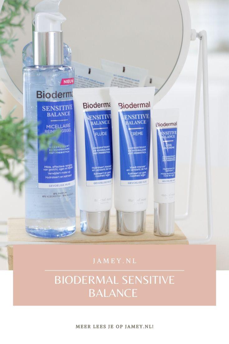 Biodermal Sensitive Balance | Versterkt en kalmeert de gevoelige huid
