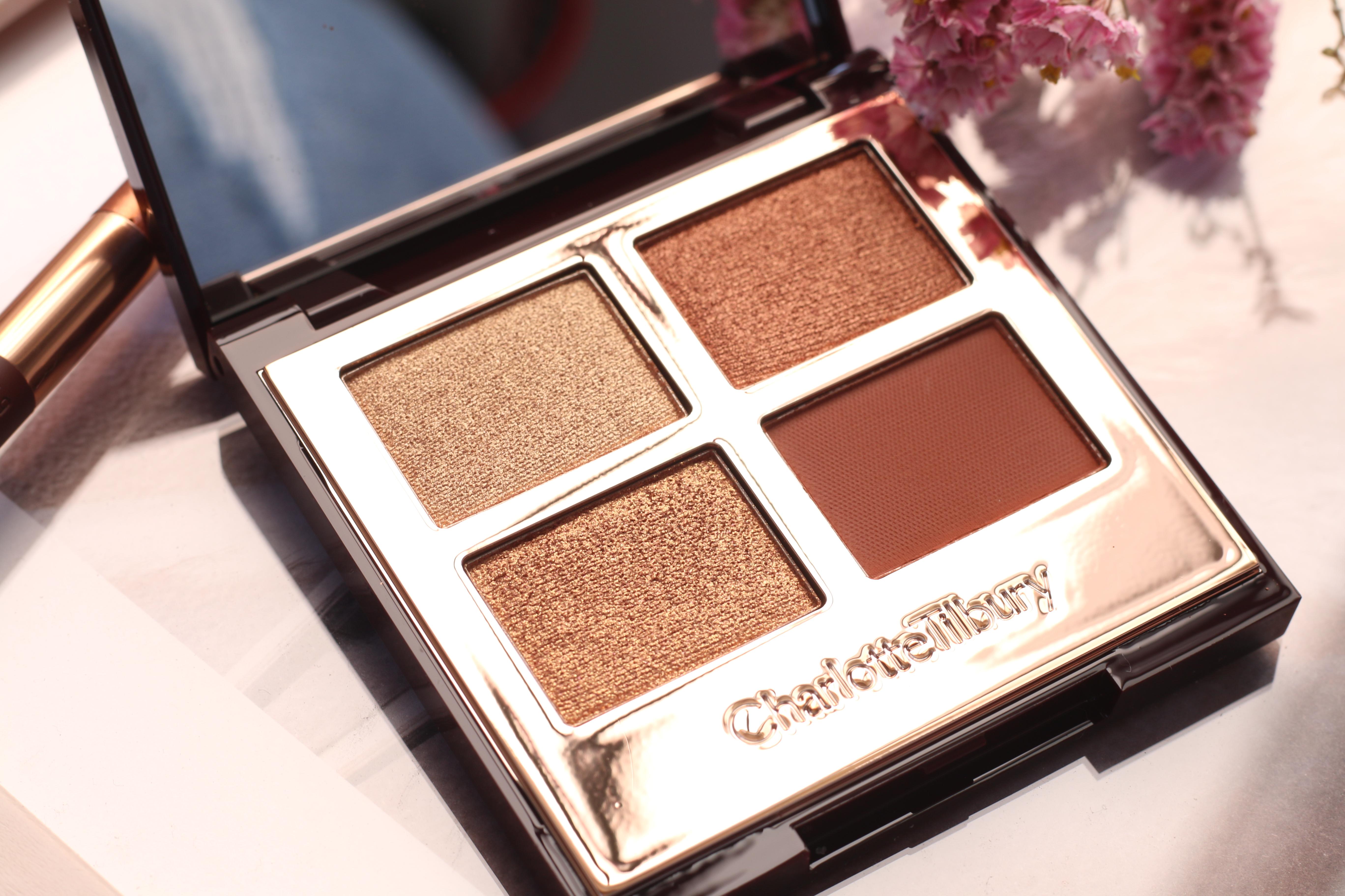 Charlotte Tilbury - Eye Colour Magic Copper Charge close up