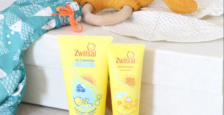 Zonnebescherming van Zwitsal