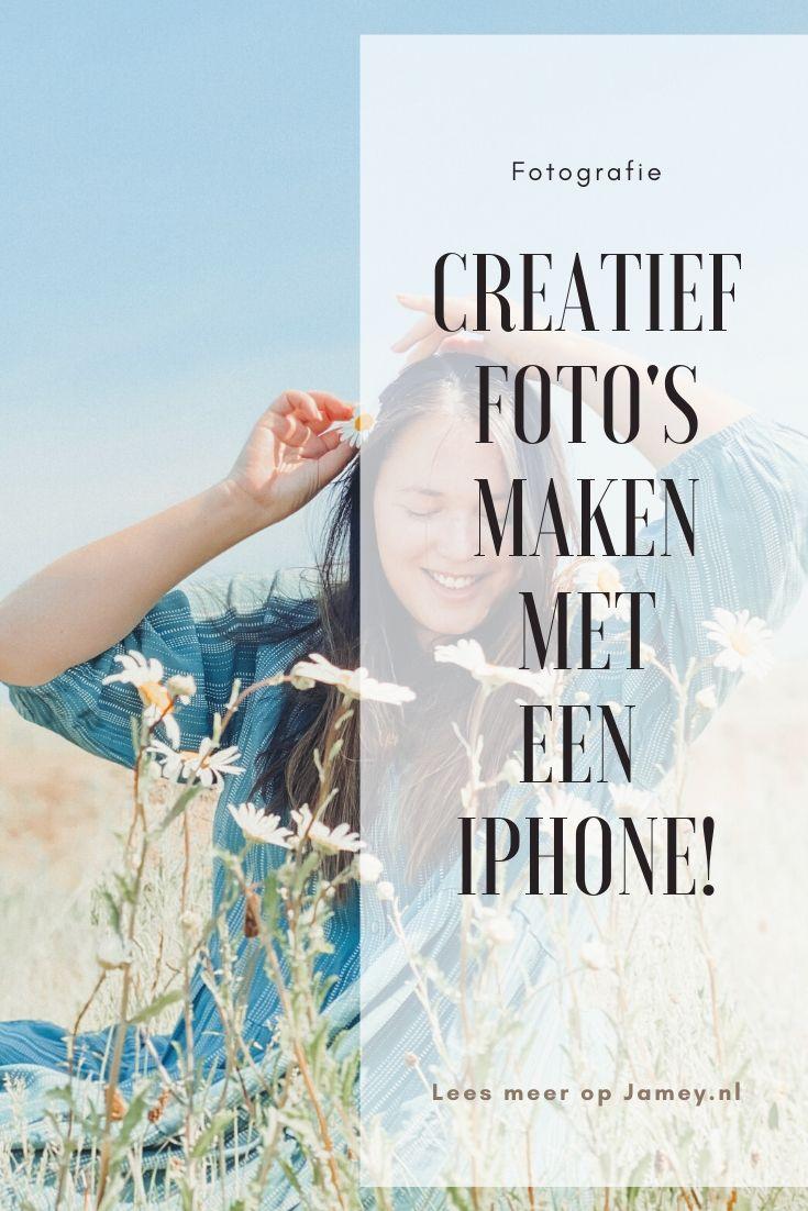 Creatief fotograferen met een iPhone!