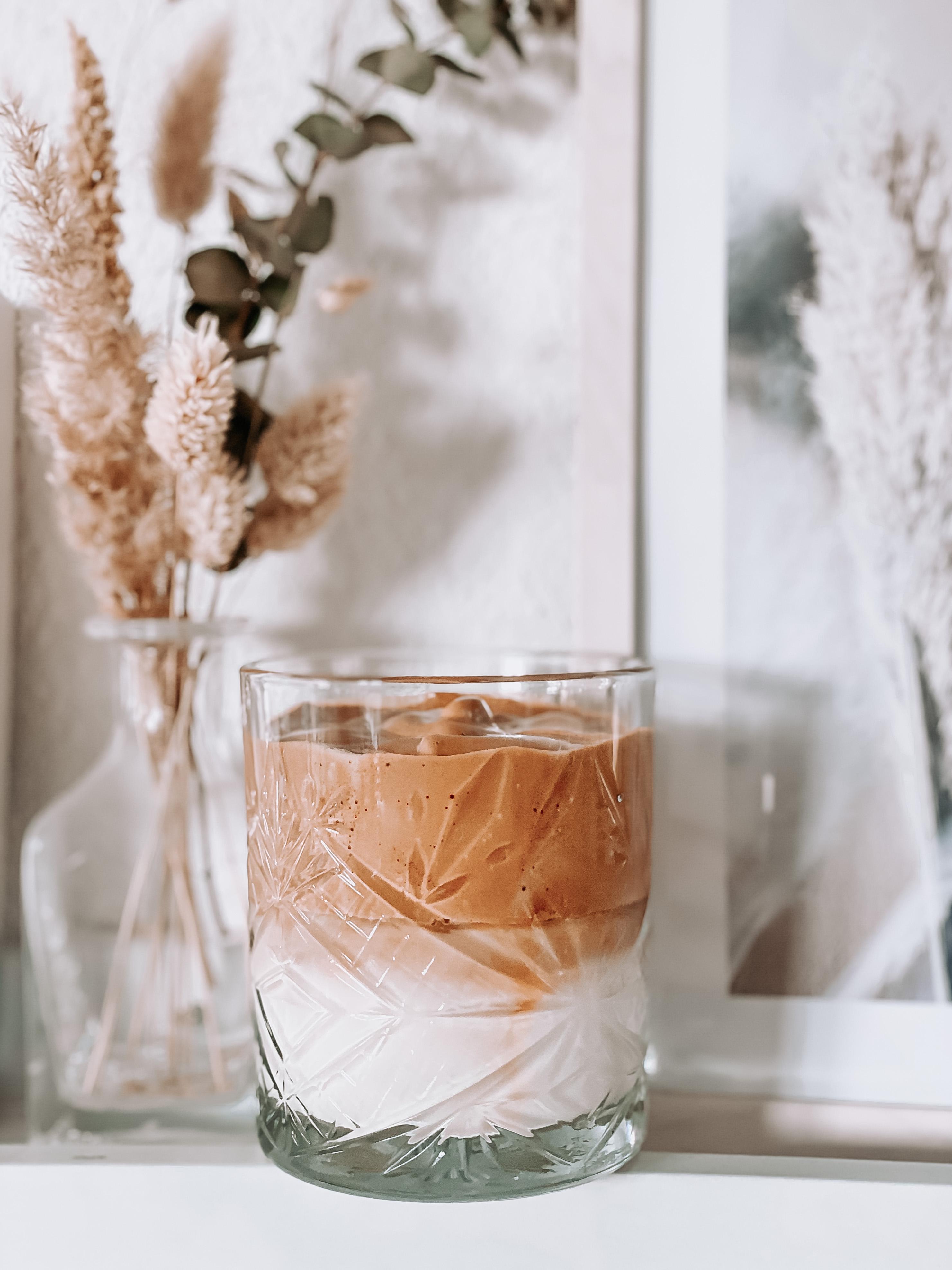 Dalgona koffie 3