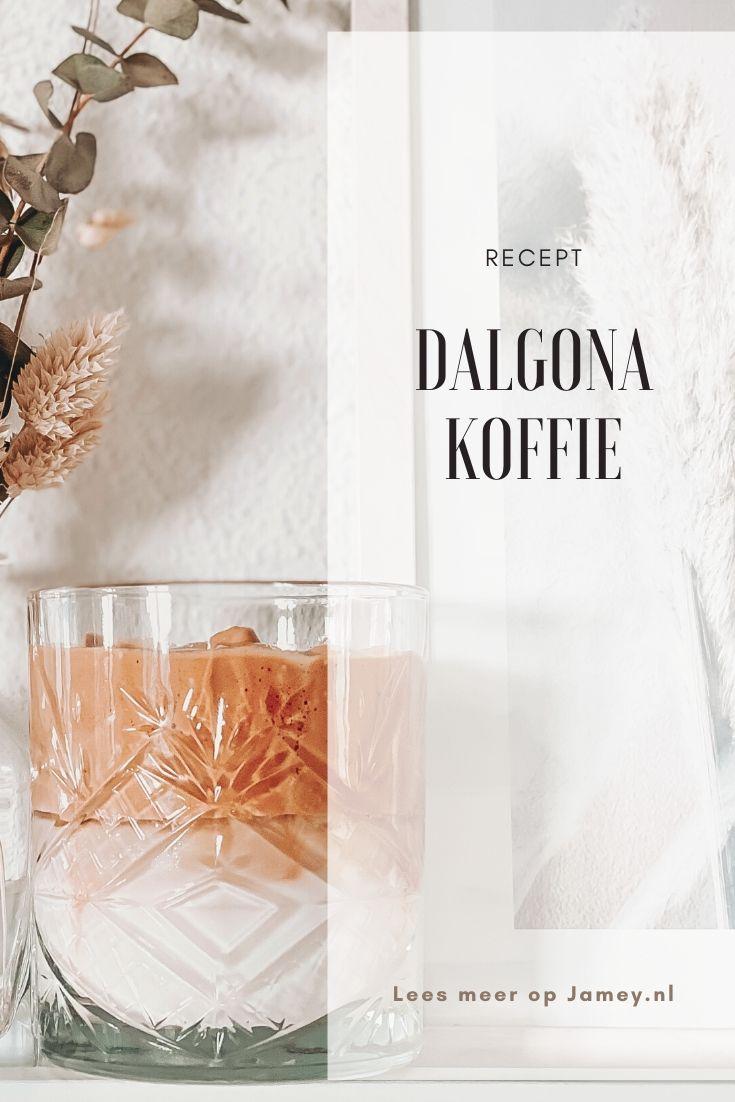 Dalgona koffie recept-2