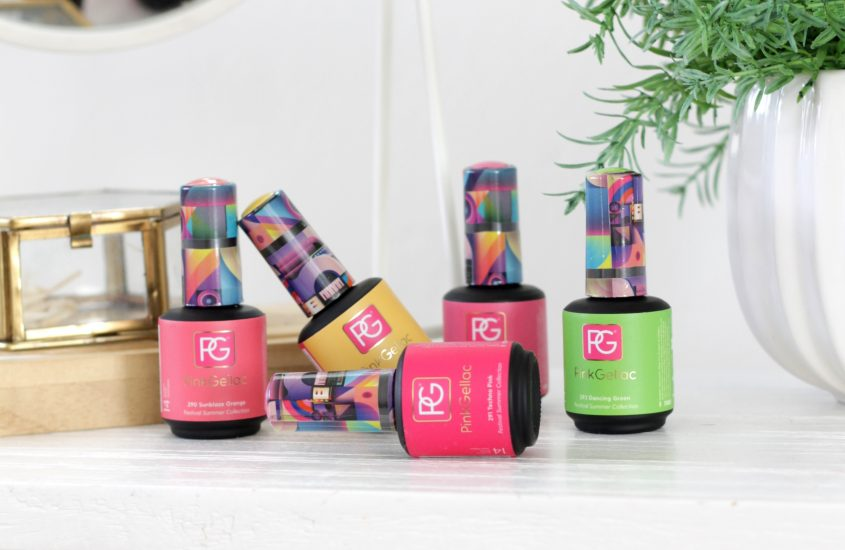 Pink Gellac Festival Summer Collectie