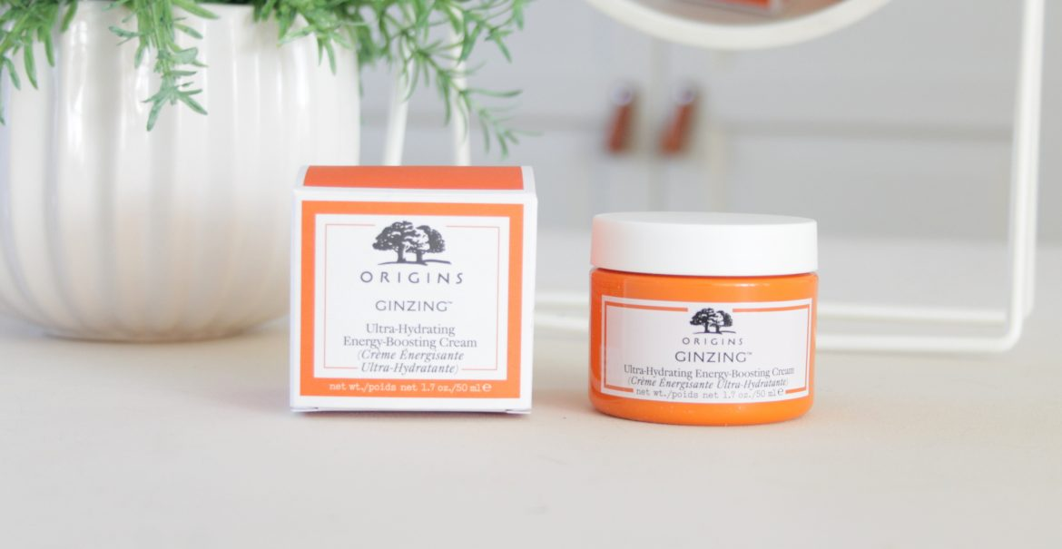 ORIGINS Ultra Hydrating Energy Boosting Cream